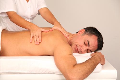 Суть массажа спины